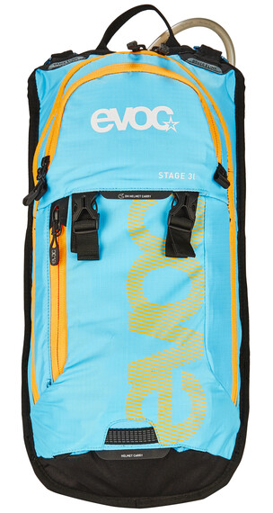 Evoc Stage - Sac à dos - 3 L + Hydration Bladder 2 L bleu